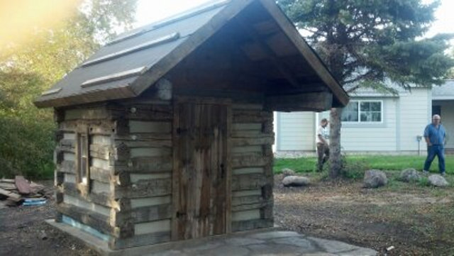 Log Cabins and Old Barns For Sale – Antique Woodworks