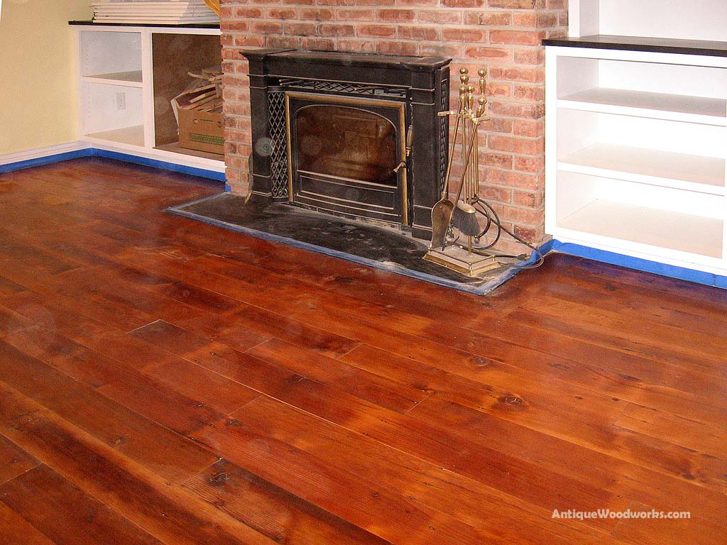 Antique Floor Reclaimed Douglas Fir