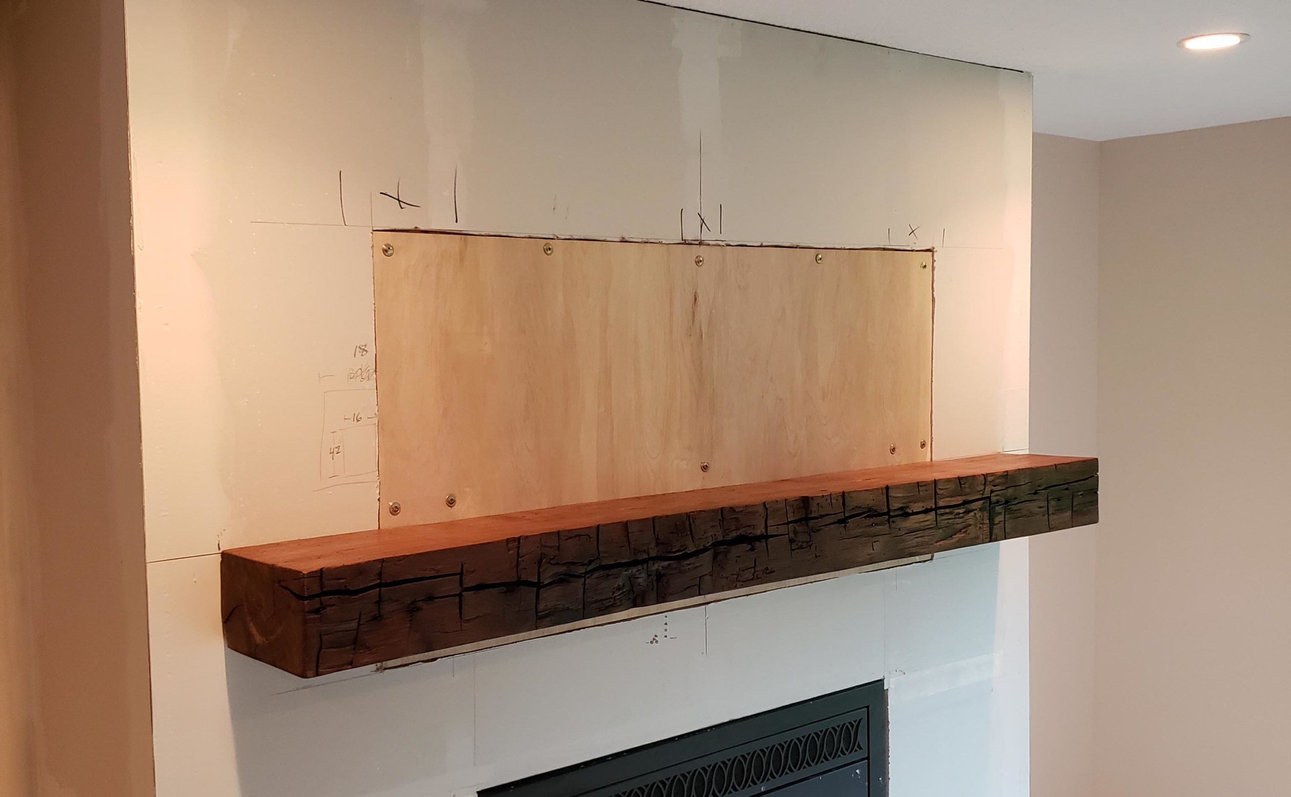Fireplace Mantel Installation Tips How To Antique Woodworks